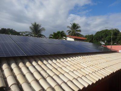 Energia solar guarajuba bahia