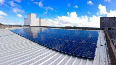 Strike Eunapolis energia solar