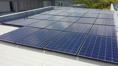 Energia solar alphaville Salvador