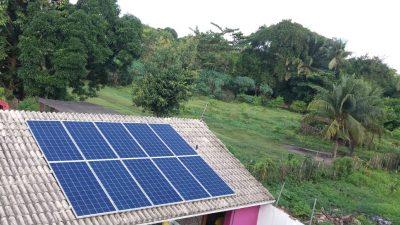 Energia Solar Residencia Dias Dávila 2