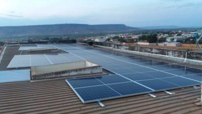 Restaurante Barreiras Energia Solar
